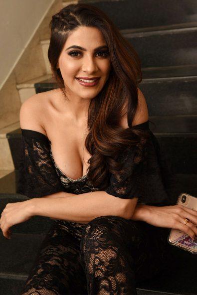 Actress Nikki Tamboli
